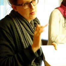 Anne Freytag im Gespräch