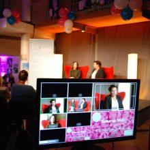Livestream mit Katherine Webb
