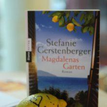 Stefanie Gerstenbergers aktueller Roman