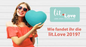 lit.Love: Umfrage 2019