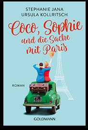 Stephanie Jana/Ursula Kollritsch - Coco, Sophie und die Sache mit Paris